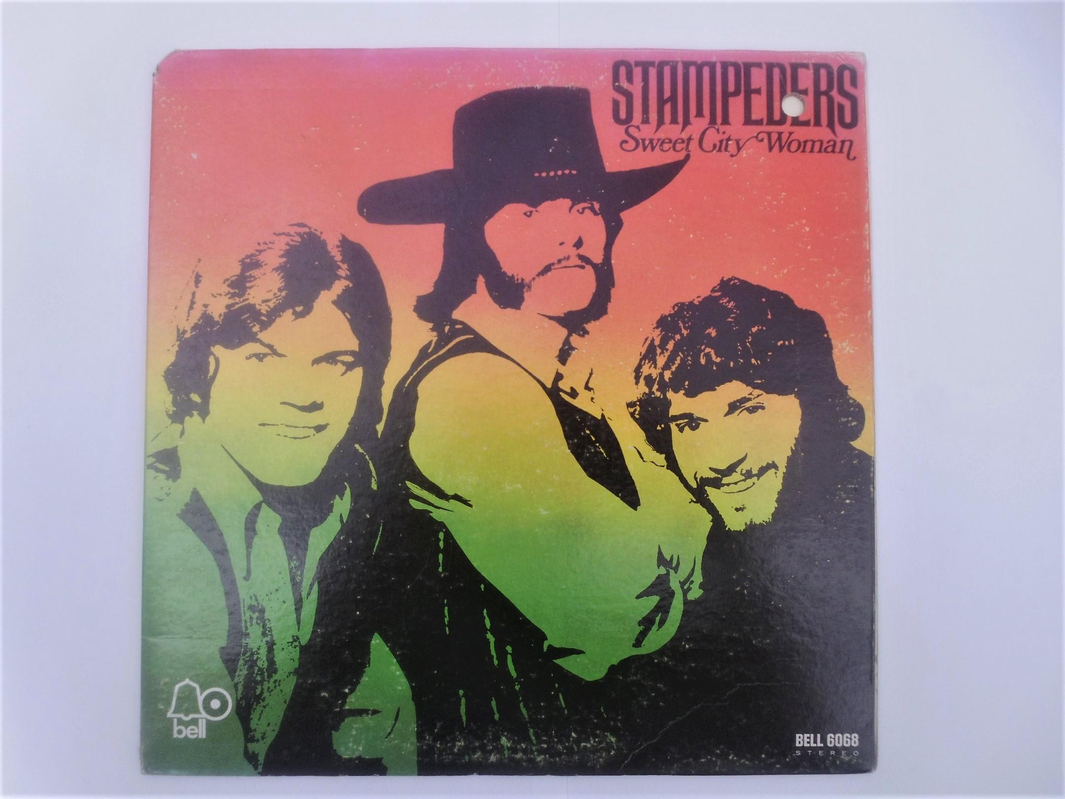 Stampeders - Sweet City Woman Vinyl