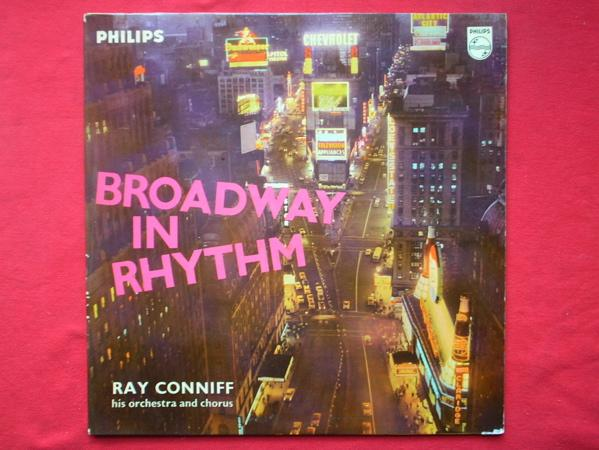 Broadway In Rhythm - Ray Conniff