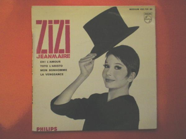 Zizi Jeanmaire - Eh! L'Amour