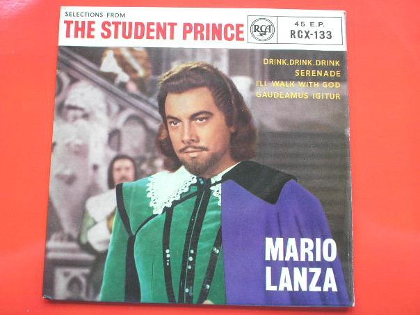 Mario Lanza - Welterfolge – Mein Herz Singt Nur Für Dich!