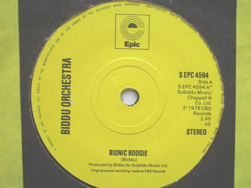 Bionic Boogie