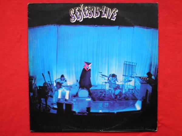 Genesis - Genesis Live Record