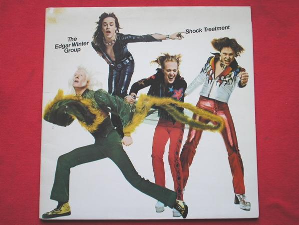 Edgar Winter Shock Treatment Records Vinyl And Cds Hard