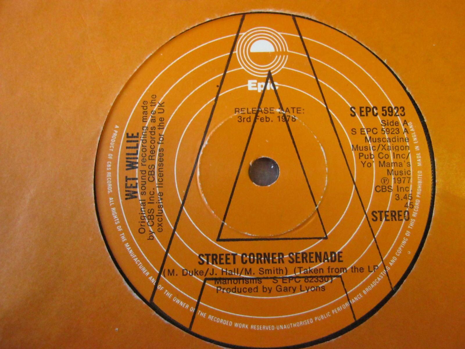 Street Corner Serenade