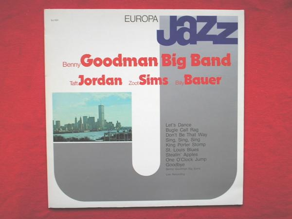 Benny Goodman - The Benny Goodman Big Band