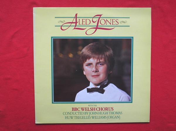 Aled jones christmas gift cd case