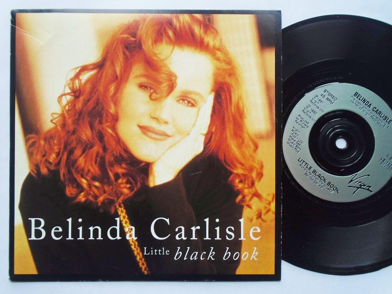 Belinda Carlisle - Little Black Book/only A Dream
