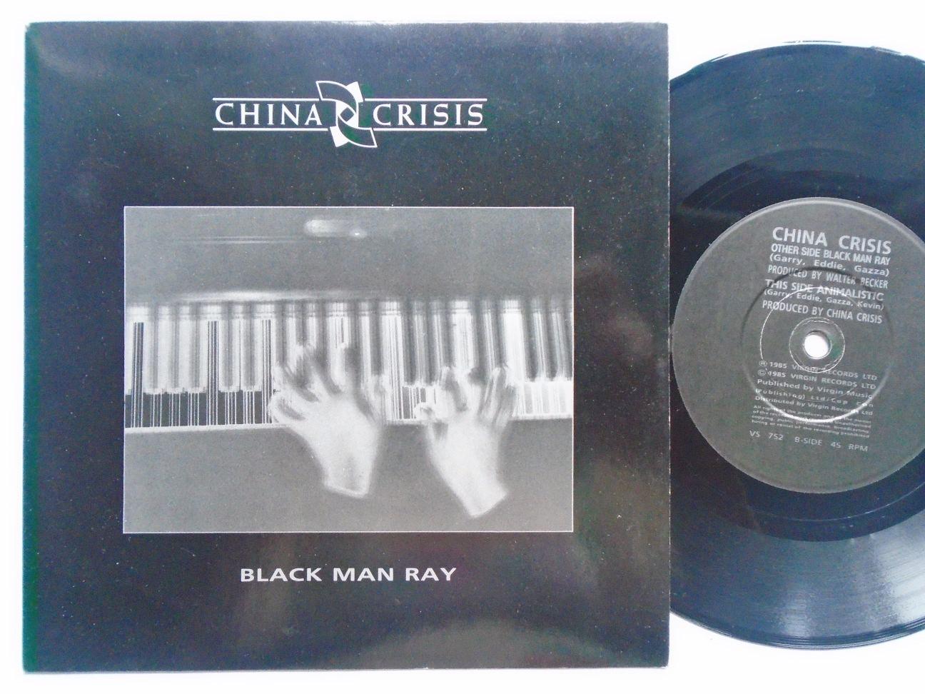 Black Man Ray/animalistic - China Crisis