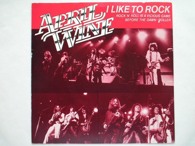 April Wine - Rock Champions