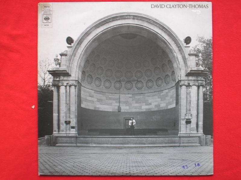 David Clayton-Thomas - David Clayton-thomas Record