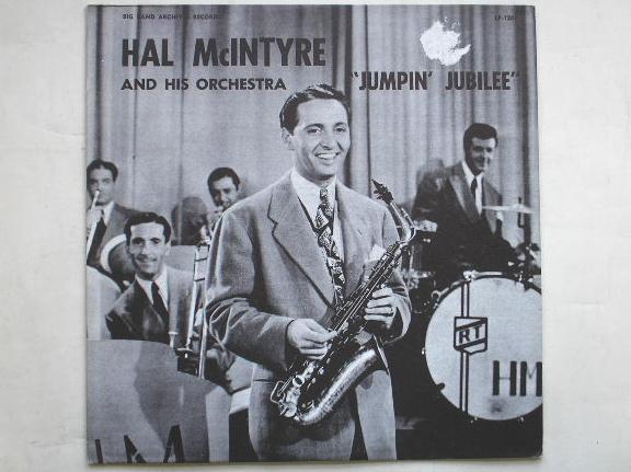 HAL MCINTYRE - Jumpin Jubilee - 33T