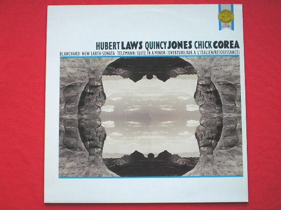 Hubert Laws - Blanchard: New Earth Sonata / Telemann: Suite In A Minor (Overture/Air A L'Italien/Rejouissance)