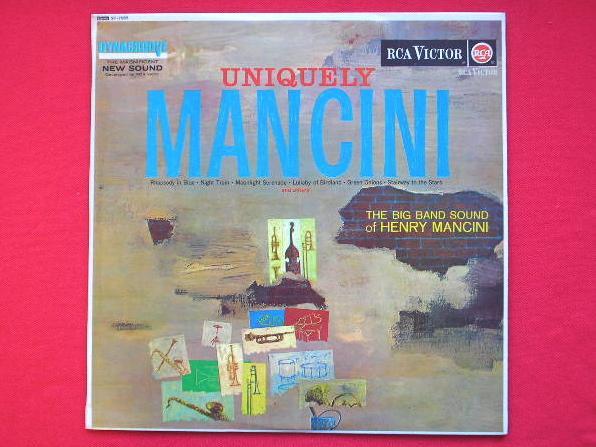 Henry Mancini - Uniquely Mancini CD