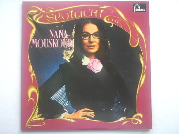 Nana Mouskouri - Spotlight On Nana Mouskouri CD