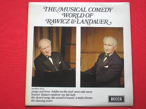 The Musical Comedy World Of Rawicz And Landauer