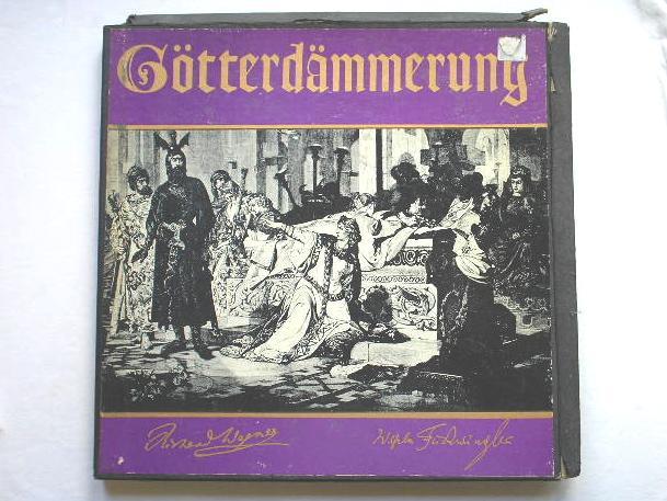 Wilhelm Furtwangler - Wagner Gotterdammerung Furtwangler Memorial Vol 4