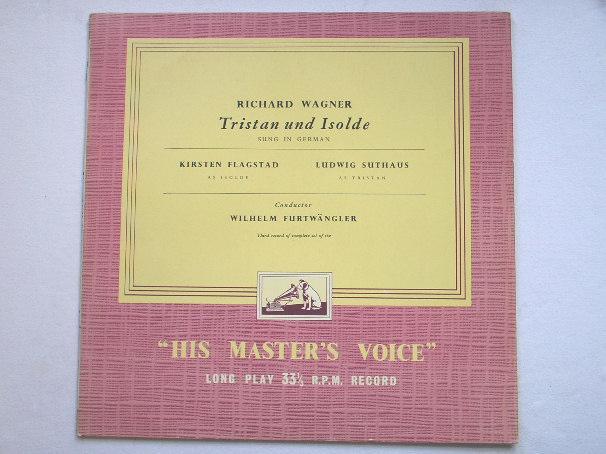 Wilhelm Furtwangler - Wagner Tristan Und Isolde Record 3