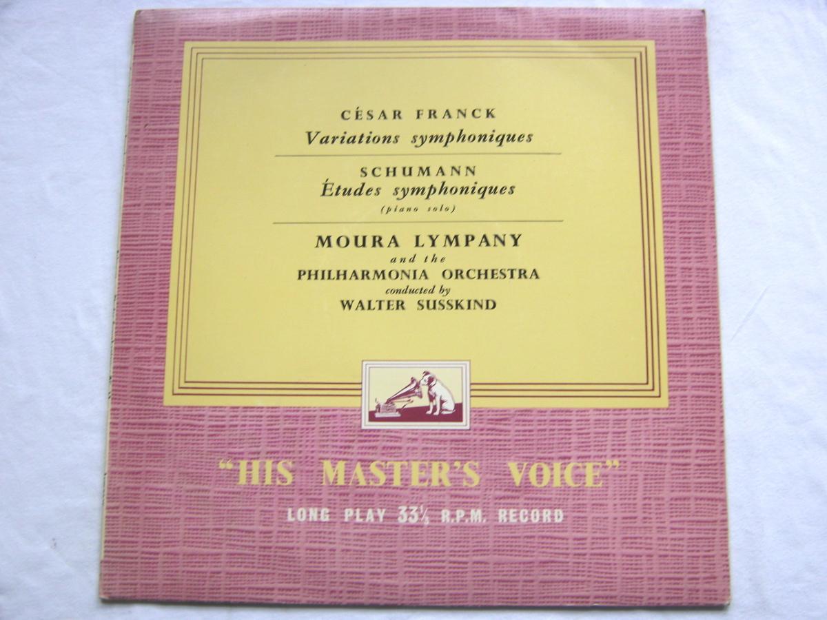 MOURA LYMPANY - Franck Schumann - LP