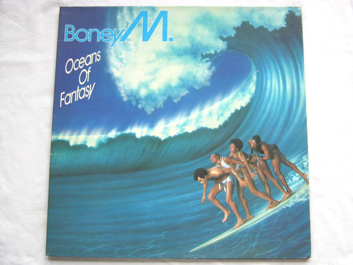 Boney M - Oceans Of Fantasy Record