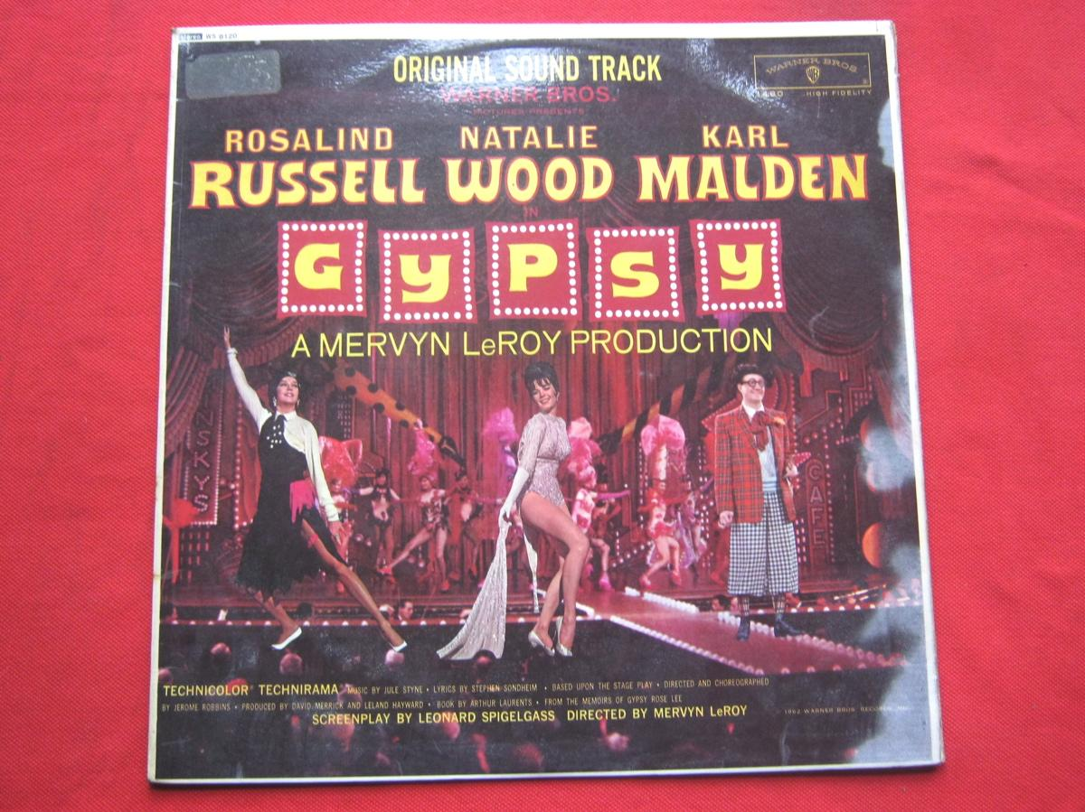 Various - Gypsy: Original Motion Picture Soundtrack