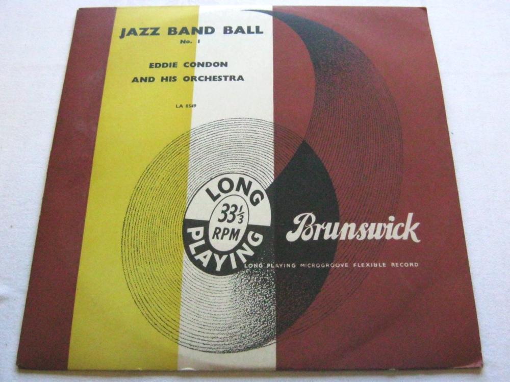Eddie Condon - Jazz Band Ball No 1