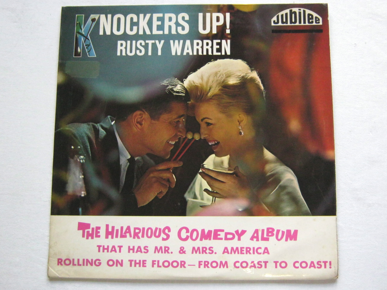 Rusty Warren - Knockers Up Record