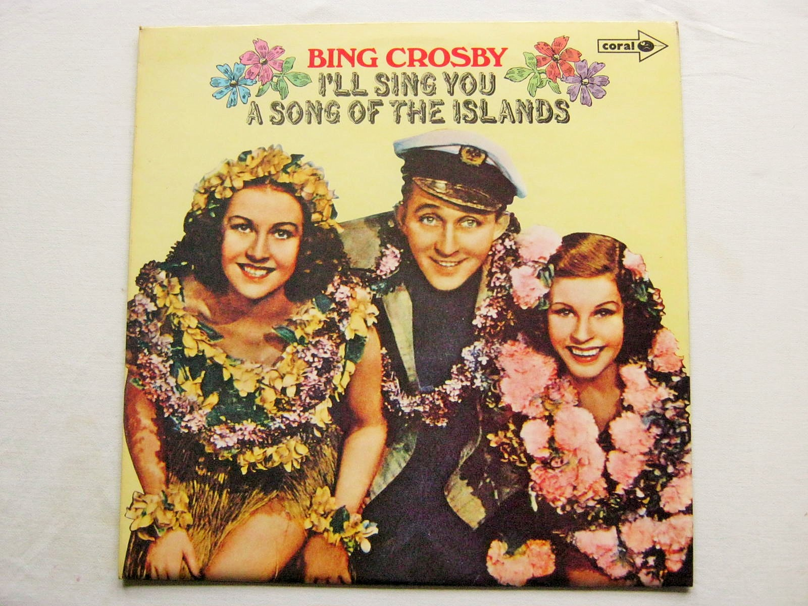 Bing Crosby - I'll Sing You A Sound Of The Island