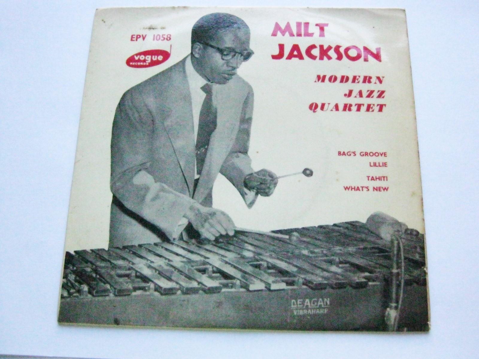 Milt Jackson Quartet Milt Jackson Quartet