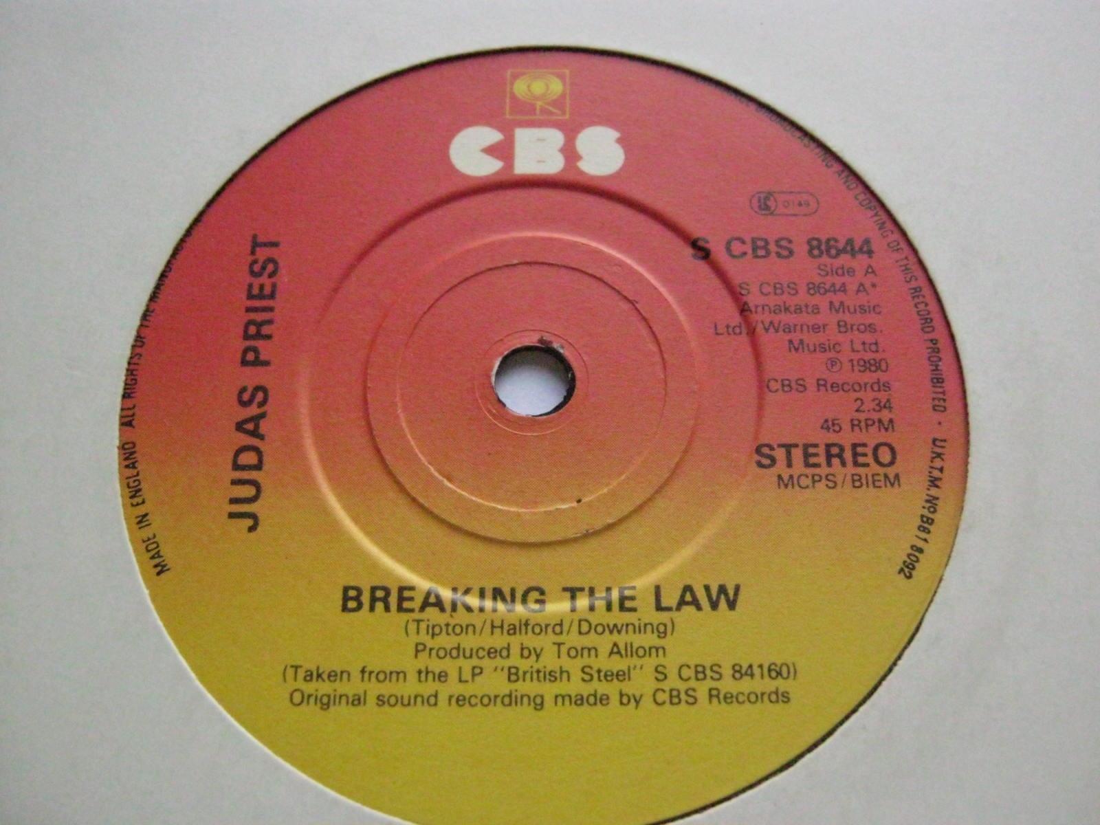 Judas Priest - Breaking The Law/metal Gods