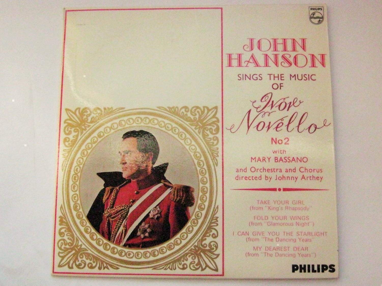 Sings The Music Of Ivor Novello No 2 - John Hanson