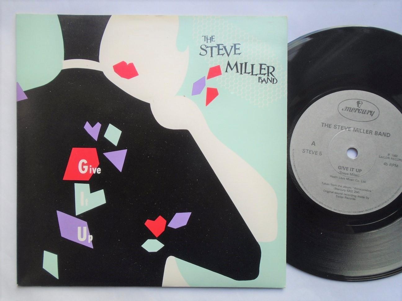 Steve Miller - Give It Up/rock N Me