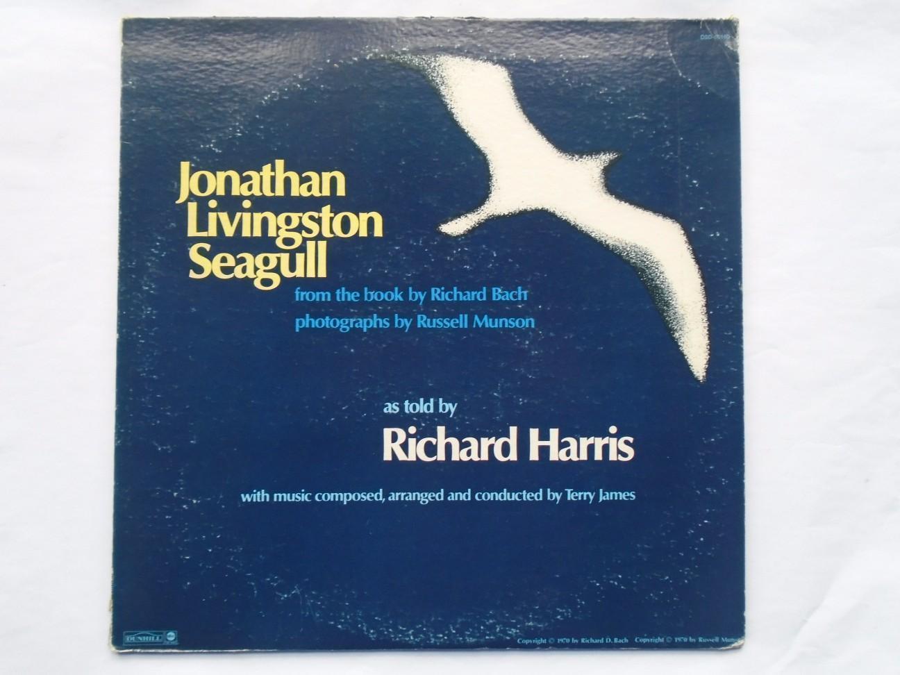 Richard Harris - Jonathan Livingston Seagull Record