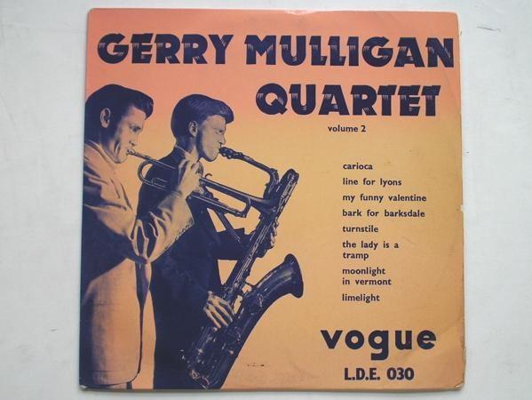 Gerry mulligan my funny valentine