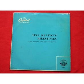 Stan Kenton's Milestones