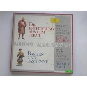Mozart Die Entfuhrung Bastien