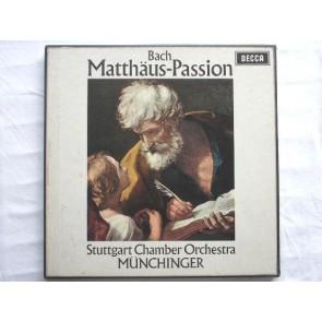 Bach Matthaus Passion