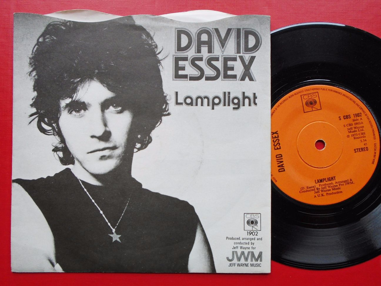 David Essex Lamplight/We All Insane