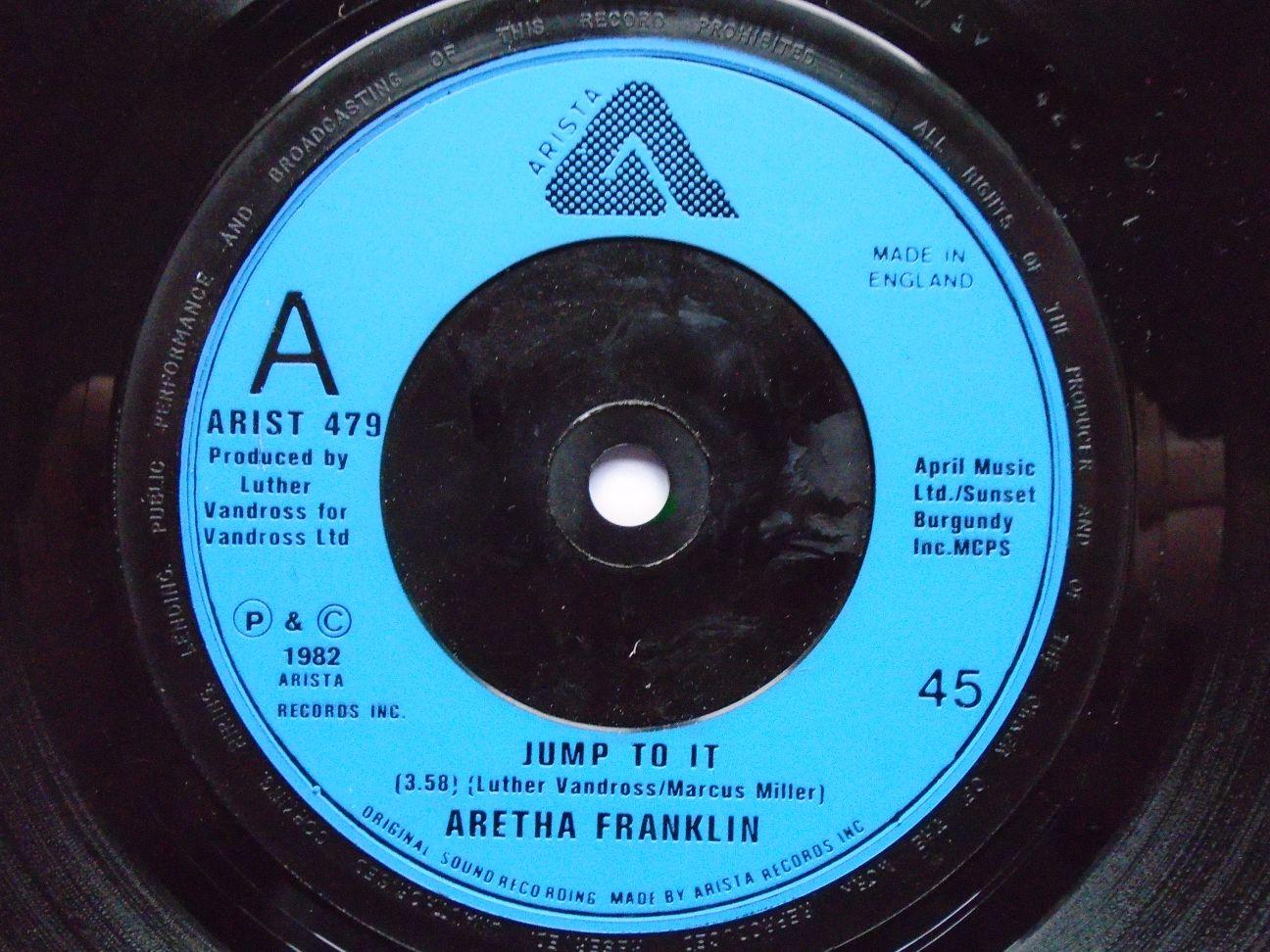 Aretha Franklin Jump To It/Just My Daydream