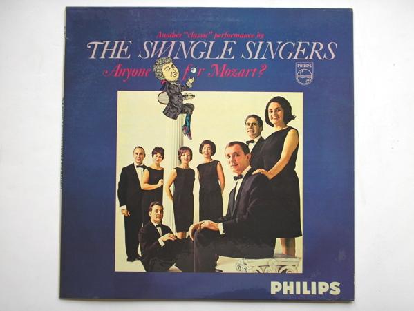 Swingle Singers Anyone For Mozart