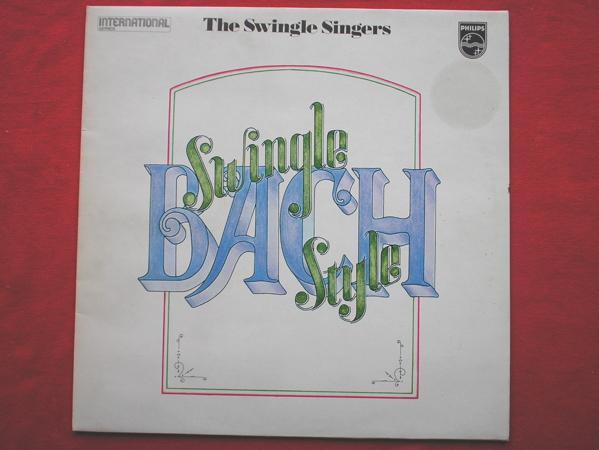 swingle singers bach swingle style