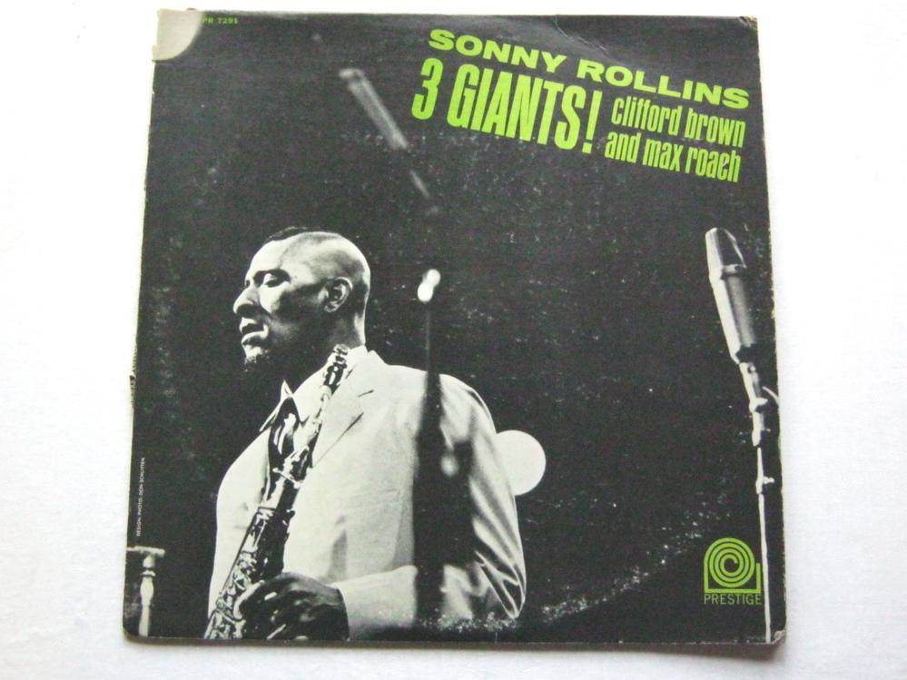 Sonny Rollins 3 Giants