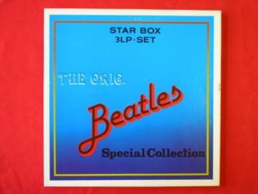 Original Beatles Star Box