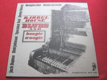 Barrel House Blues & Boogie Woogie