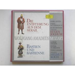Mozart Entfuhrung & Bastien
