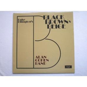 Black Brown & Beige