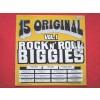 15 Original Rock N Roll Biggies Vol 1