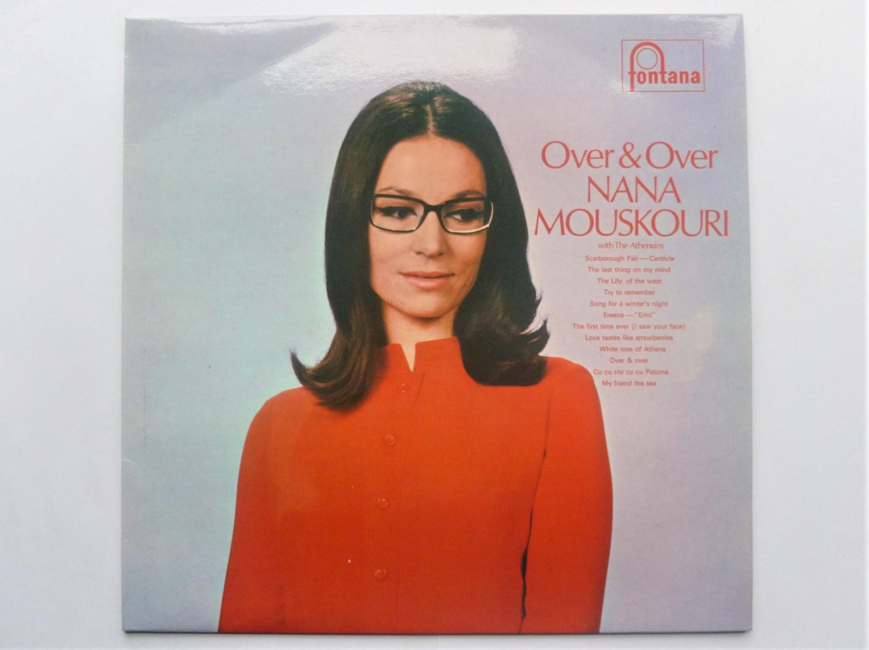 Nana Mouskouri Over And Over