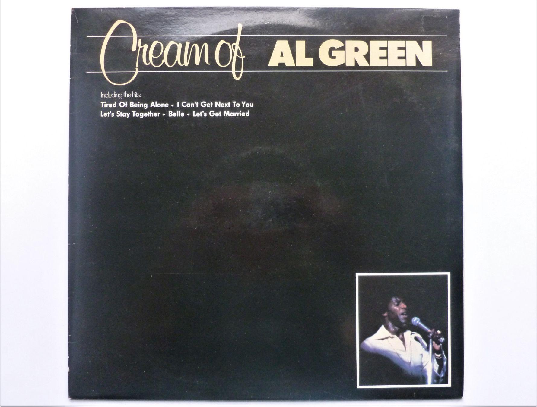 Al Green Cream Of Al Green