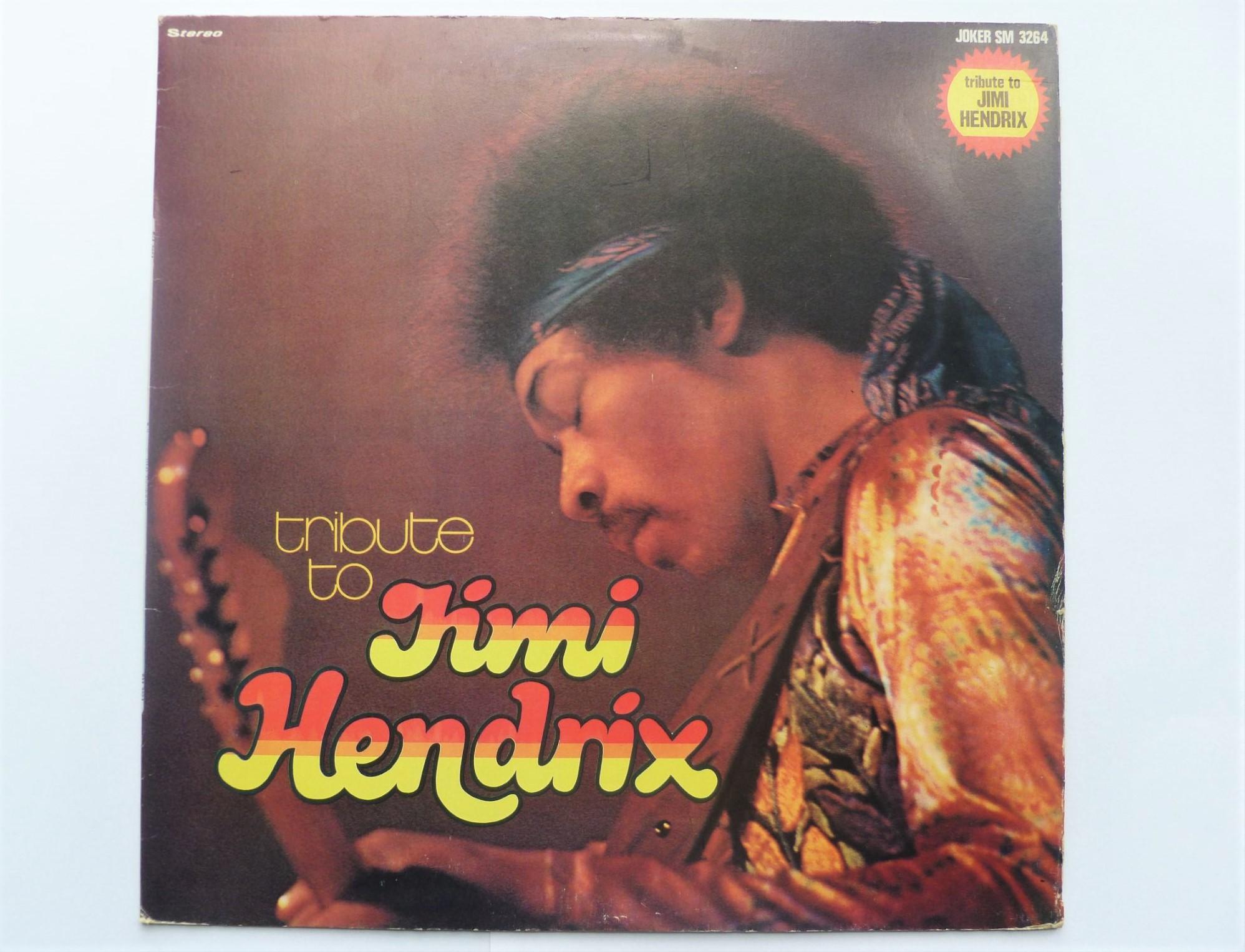Jimi Hendrix A Tribute To Jimi Hendrix