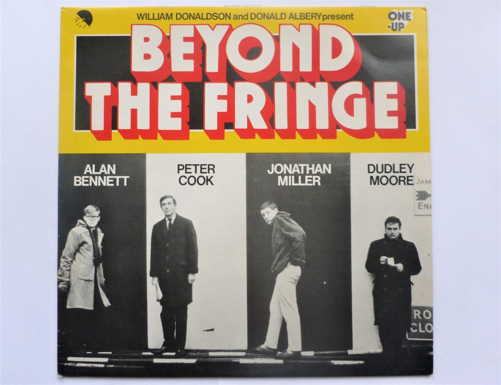 VARIOUS - Beyond The Fringe - LP